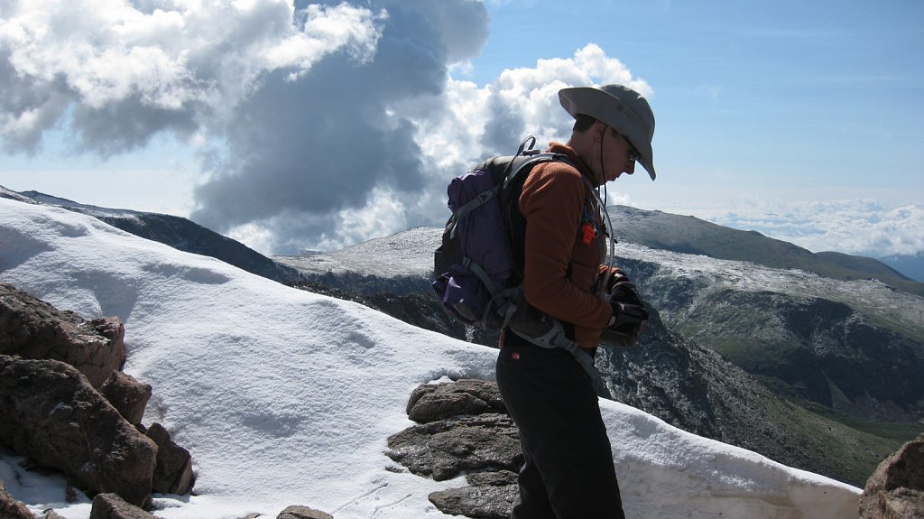 Mount Bierstadt (14,060 feet)