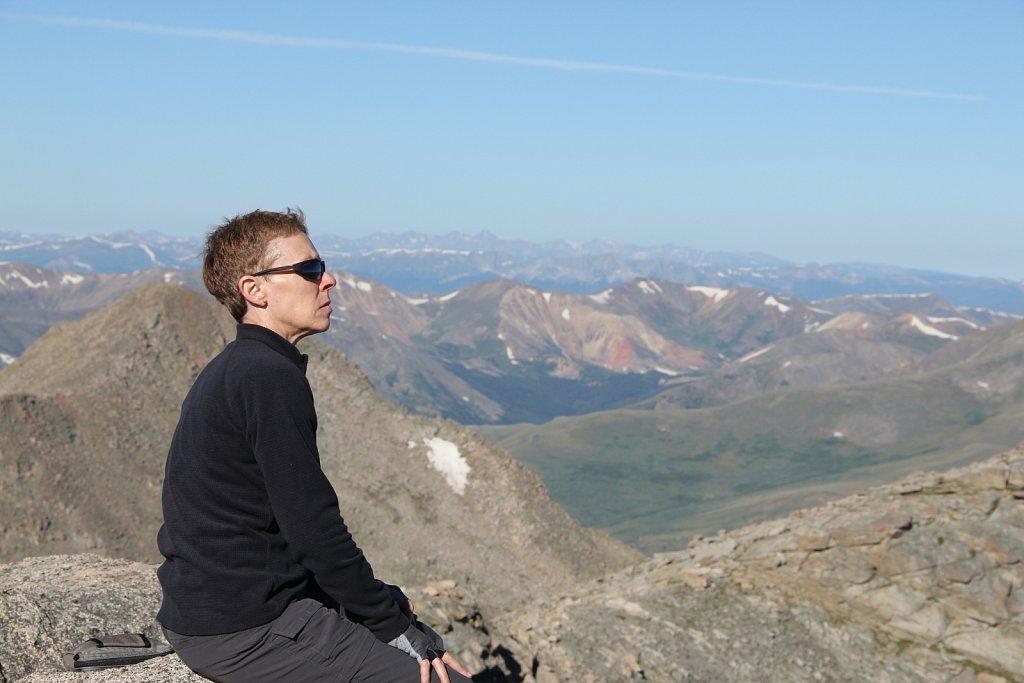 Mount Evans (14,264 feet)