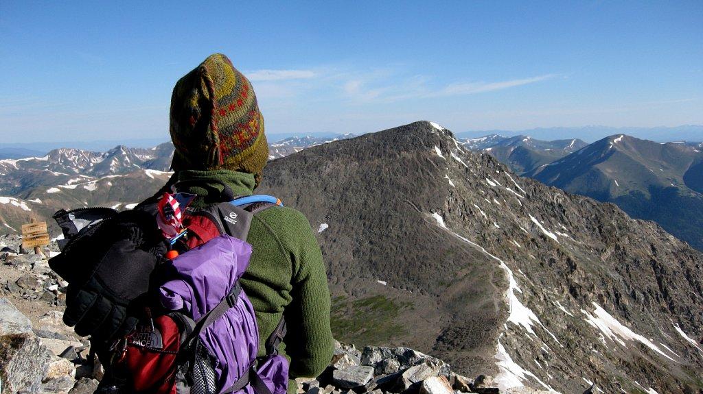 Grays Peak (14,270 feet)