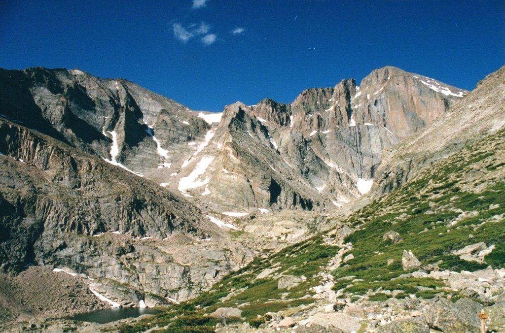 Longs Peak (14,255 feet)