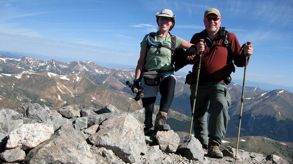 Torreys Peak (14,267 feet)